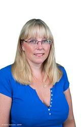 Géraldine Cantigneaux, présidente du CPAS