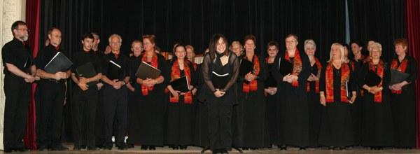 L'Emilienne à la Cérémonie des Noces d'Or 2008