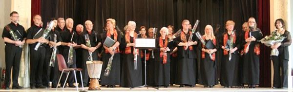 L'Emilienne à la cérémonie des Noces d'Or 2009