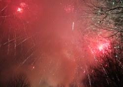 Le grand feu et le feu d'artifice 2018