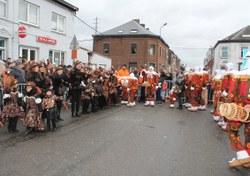 Carnaval de Mont-Sainte-Aldegonde 2018 : le dimanche