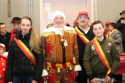 Jean-Marie GILLARD : 50ans de participation - Les Gilles du Centre