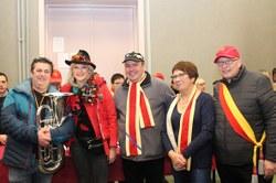 Dominique VANSMEVOORDE : 15ans de participation - Les Pierrots rouges (musique)