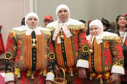 Gregory DEVREEZE : 40ans de participation - Les Sansoucis