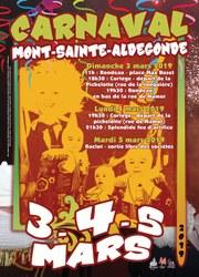 Le Carnaval de Mont-Sainte-Aldegonde