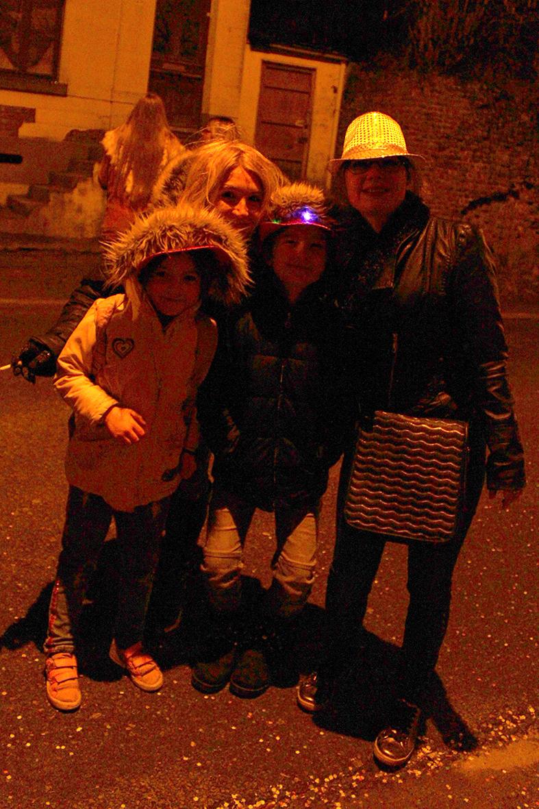 Le lundi soir à Mont-Sainte-Aldegonde