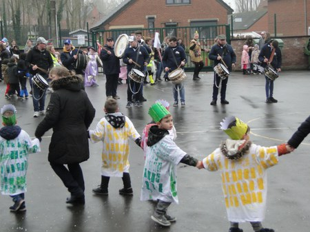 Les carnavals des enfants