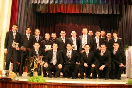 Les Mérites Sportifs 2005 & 2006 : Le 14 mars 2007