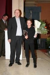 Prix communal de l'espoir 2005 : Prevost Kimberly
