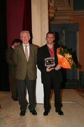 Prix du jury 2006 : Coupain Thierry