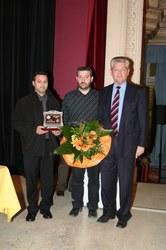 Prix du jury 2005 : Cristal noir Morlanwelz