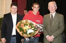 Prix de l'espoir : Monsieur ANDREOLLI Jérémy (moto-cross)