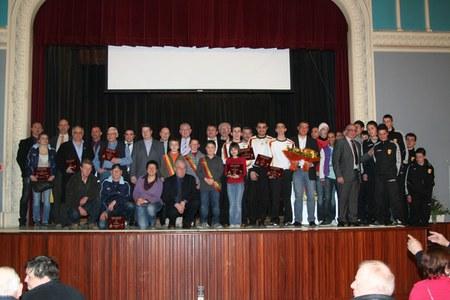 Les Mérites sportifs 2010 : le 21 mars 2011