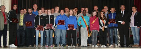 Les Mérites sportifs 2011 : le 23 avril 2012