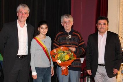 Prix de l'Echevin des Sports : Monsieur Maurice Vassart (Basket)