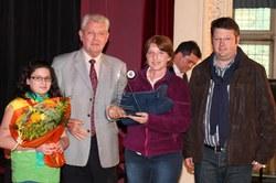 Prix de l'Exemple 2012 : Madame Béatrice Andrina (Jogging)