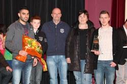 Prix de la Presse 2012 : River Plate Morlanwelz (foot en salle)