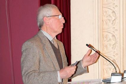 Alfred Lavandy, le Président du jury