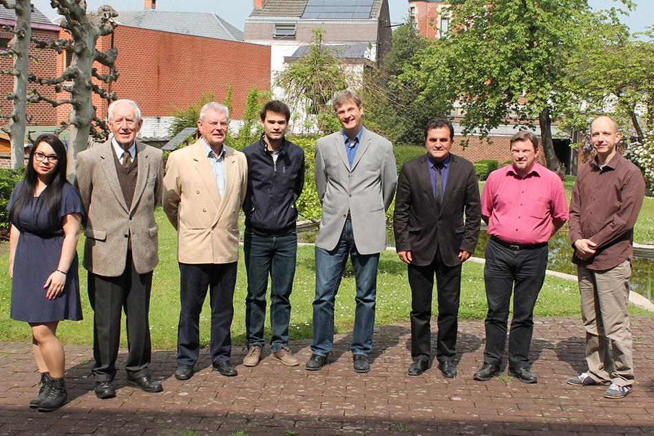 Le jury s'est réuni le 30 avril 2014
