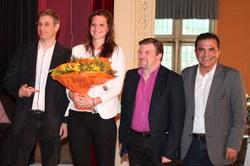 Prix de la presse : STAQUET Louise