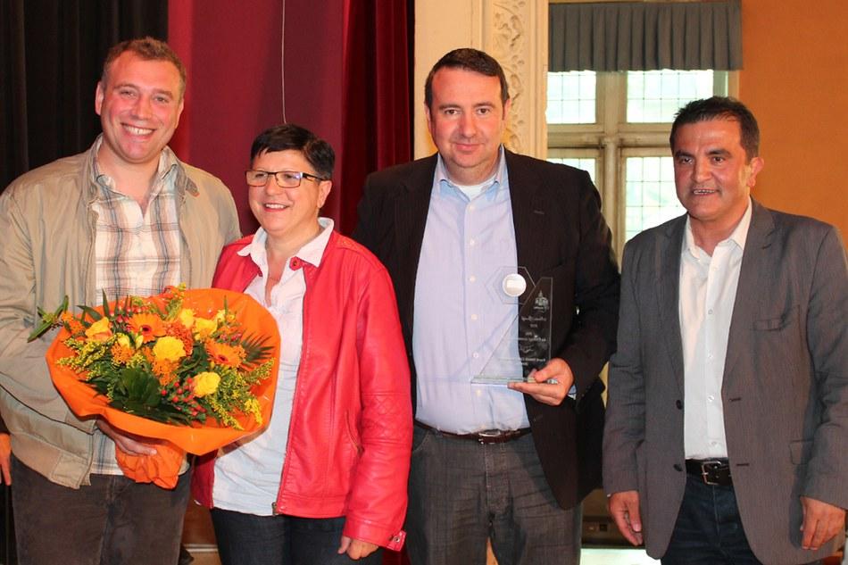 Prix du Collège communal : Royal Tennis Club Morlanwelz