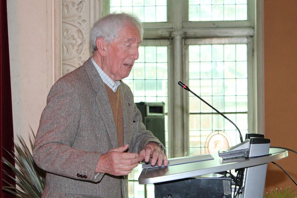 Alfred Lavandy, du COIB