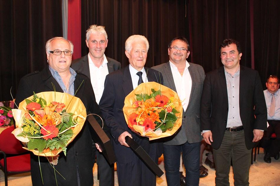 Prix du Jury 2015 : CRUPI Gaëtano (football) & LOZANO José (football)