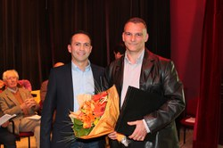 Prix de l'organisation 2015 : Le Karaté Club Carnières