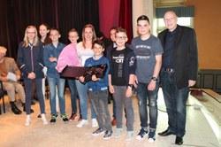 Coup de coeur du jury 2015 : le Basket Club Morlanwelz