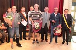Prix du Jury : Giuliano CICCOTELLI (ping-pong), Luigi FIORITO (futsal) et Alain POURTOIT (basket)