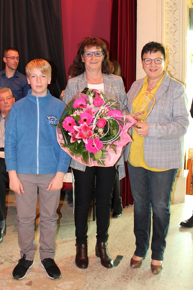 Prix du jury : Diane BIAL (futsal)