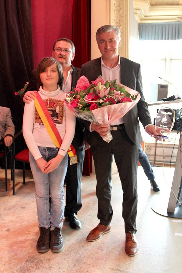 Prix du jury : Vincent CORDIER (futsal)