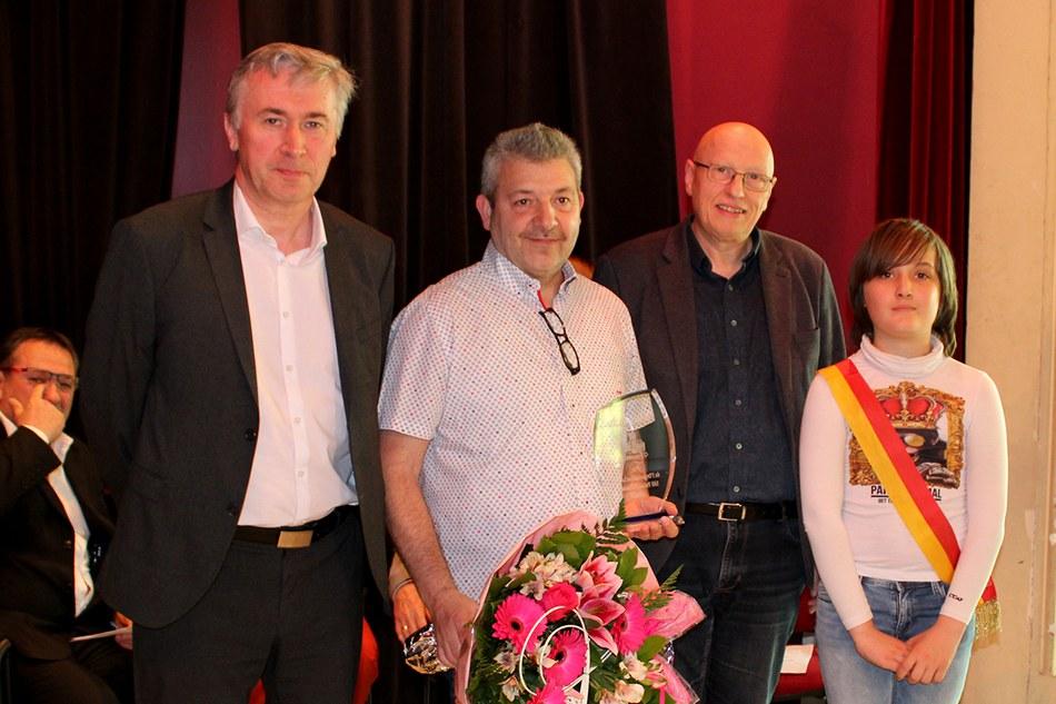 Prix de l'organisation locale : SAV Futsal Morlanwelz, pour l'organisation du match amical international entre la Belgique et l'Italie (futsal)