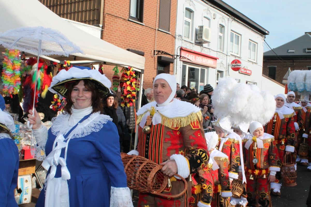 Mont-Sainte-Aldegonde - Carnaval