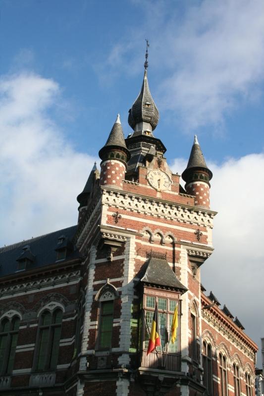Hôtel communal de Morlanwelz