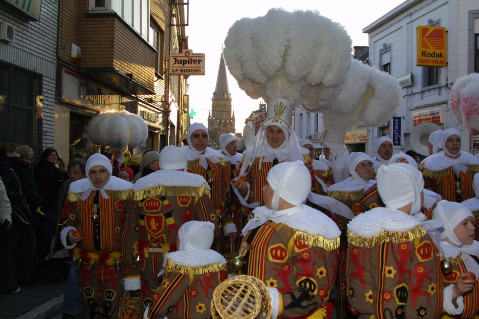 Carnaval de Morlanwelz (Feureu)