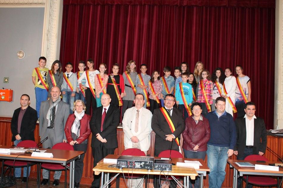 Conseil communal des Jeunes et Conseil de l'Action sociale des Jeunes