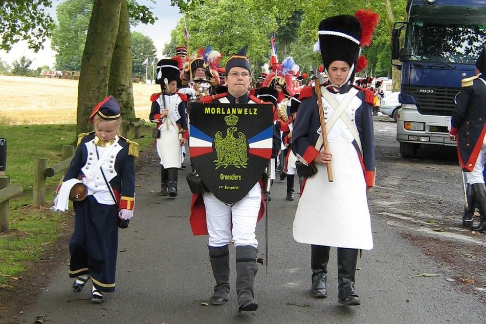 Les Grenadiers de la Garde Impériale
