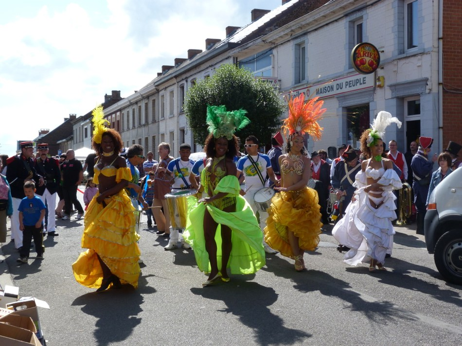 Mont-Sainte-Aldegonde, village en fête