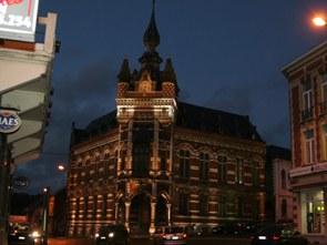 L'Hôtel communal de Morlanwelz