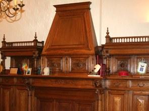 Le bureau du Bourgmestre