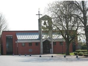 L'Eglise catholique de Carnières