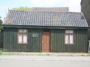 La Maison du peintre A-L Martin