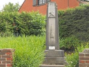 Le Monument communiste de la rue du 22 août